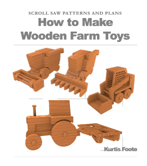 -Full Book- How to Make Wooden Farm Toys