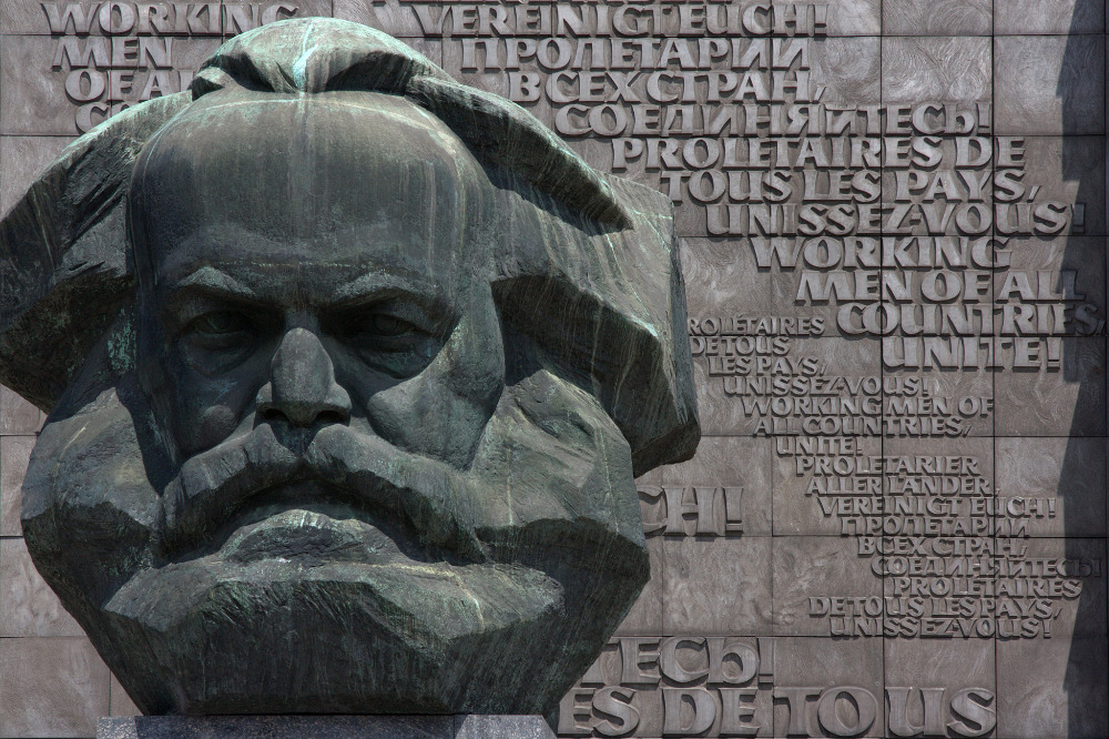 Social studies - The ideas of Karl Marx, in context