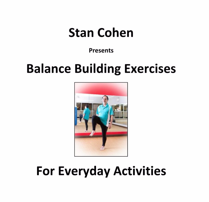 Balance Building Exercises For Everyday Activities - Sampler Edition