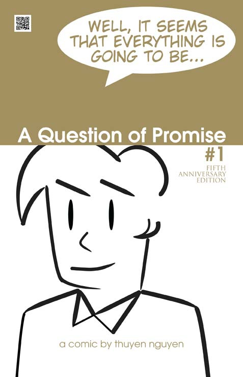 A Question of Promise #1 (Fifth Anniversay Edition)