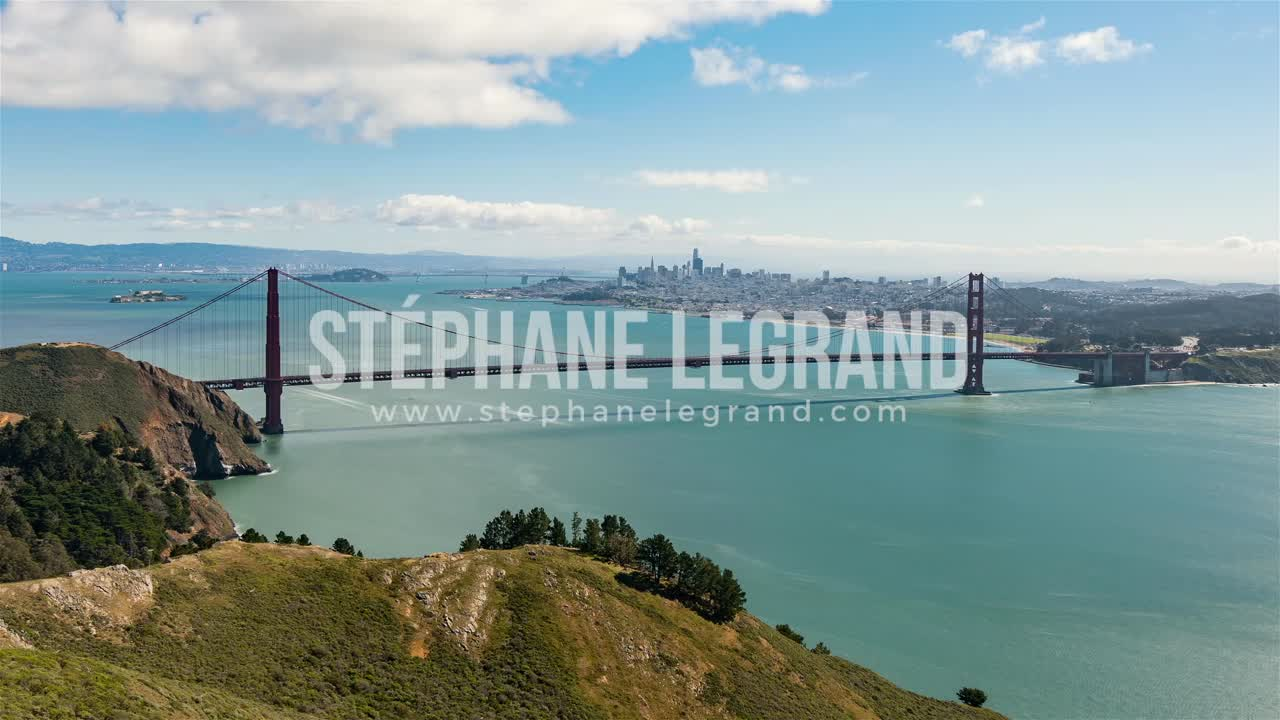 San Francisco | The Golden Gate during the daytime