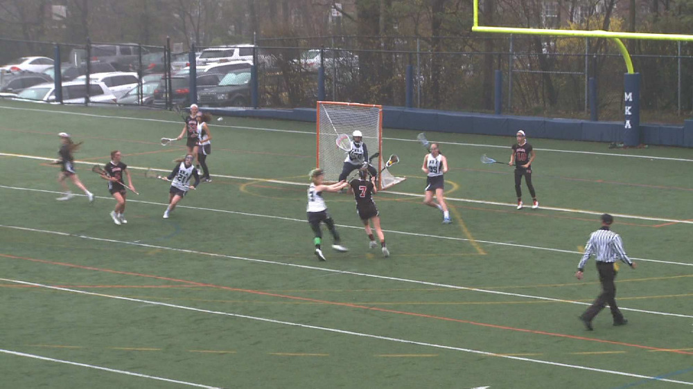 Northern Highlands vs. MKA girls' lacrosse video highlights
