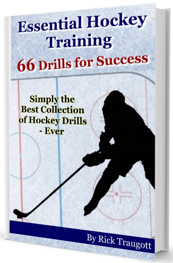 Essential Hockey Training - 66 Drills for Success