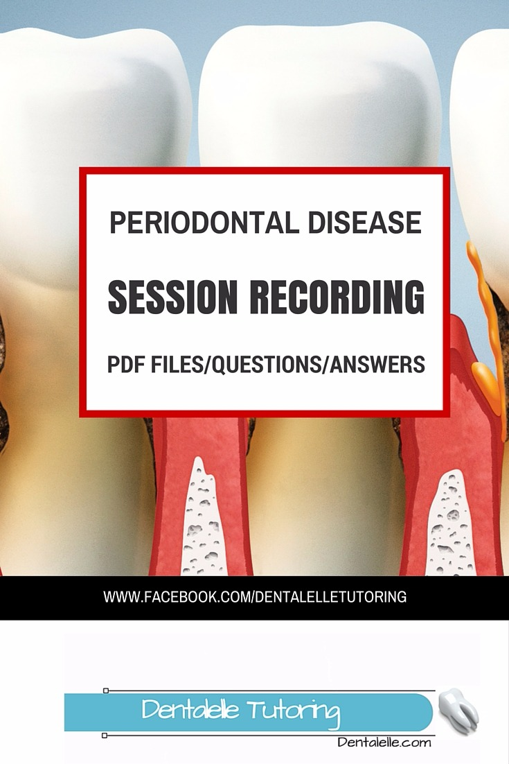 Periodontal Disease Session/PDF Files
