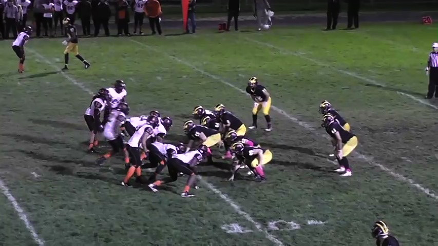 Cedar Grove vs. Orange football highlights