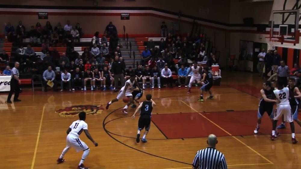 Don Bosco vs. Mahwah boys' basketball video highlights