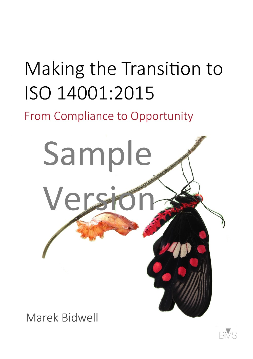 Making the Transition to ISO 14001:2015 - Sample Version