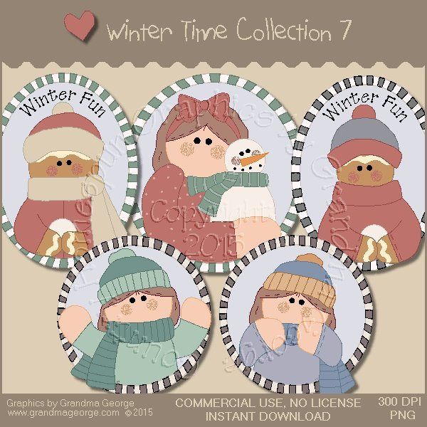 Winter Time Collection Vol. 7