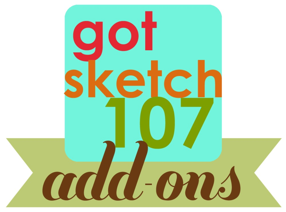 Got Sketch 107 TIPS SHEETS