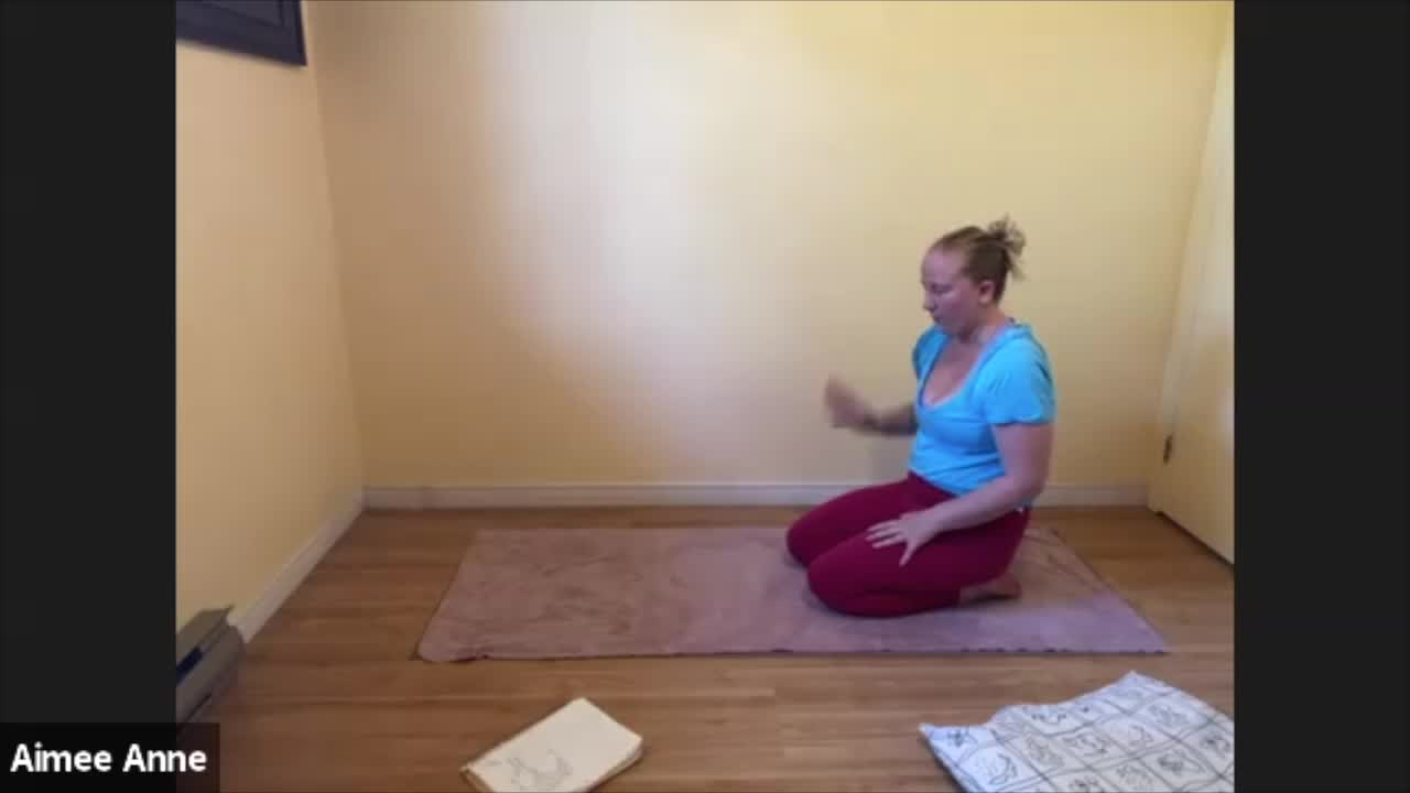 Yoga For Absolute Beginners Series Class: 5