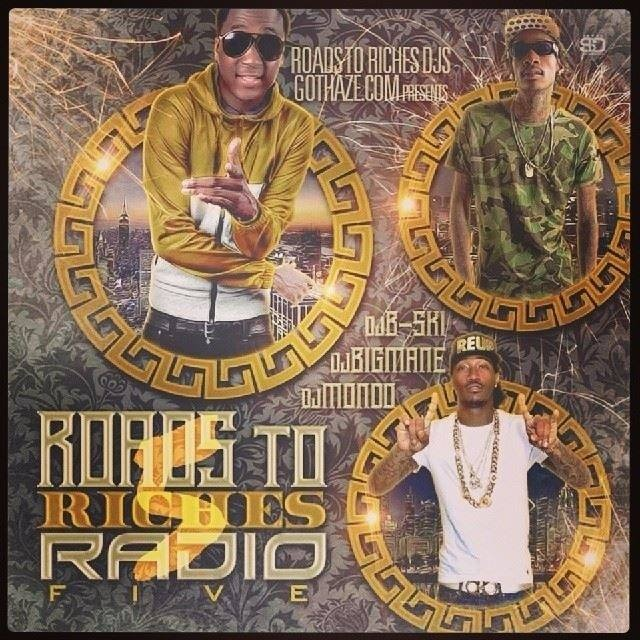 Roads to Riches Radio 5