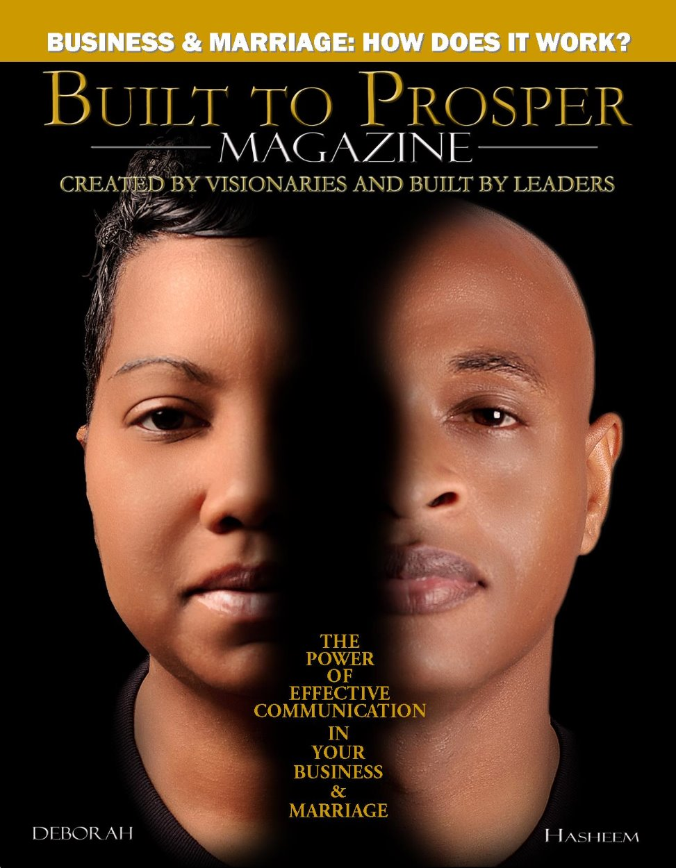 Built To Prosper Magazine Issue IV (Digital Version)