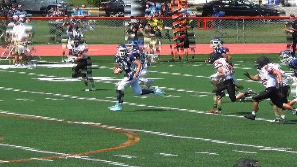 Wayne Valley vs. Tenafly football video highlights