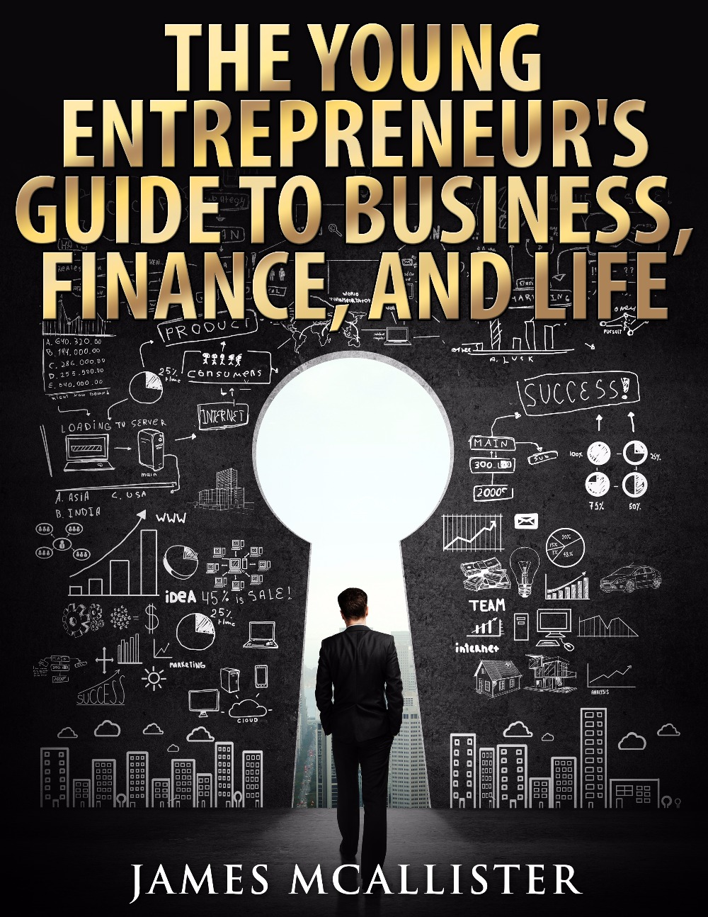The Young Entrepreneur's Guide to Business, Finance, and Life + Priority Email Support