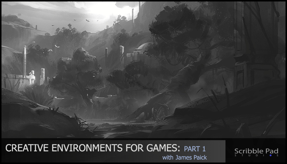 CREATIVE ENVIRONMENTS FOR GAMES PART 1 OF 4