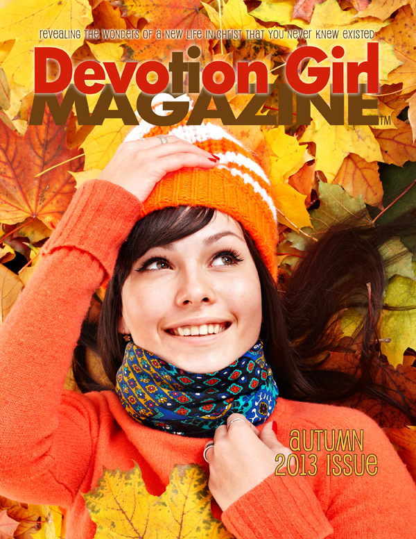 Devotion Magazine Autumn 2013 Issue