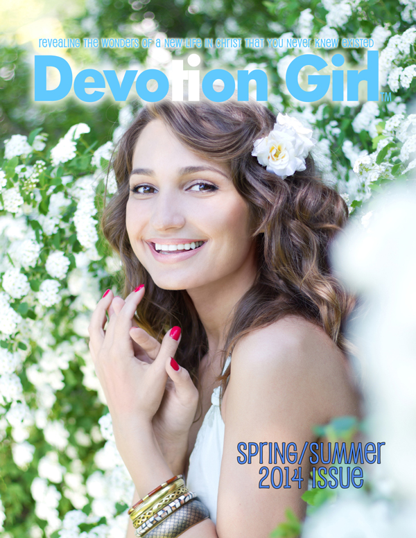 Devotion Magazine Spring /Summer 2014 Issue