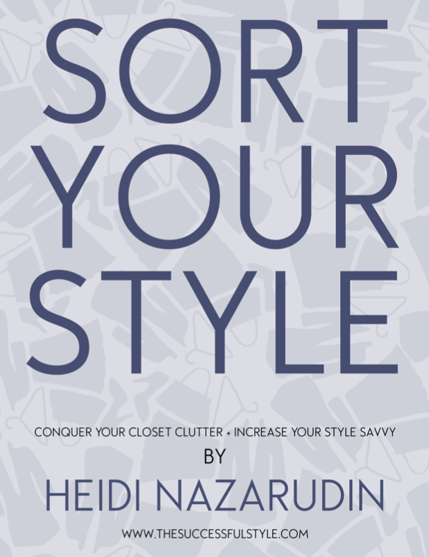 Sort Your Style eBook