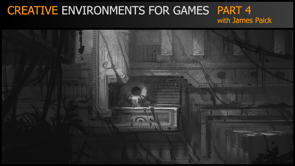 CREATIVE ENV FOR GAMES PART 4 OF 4