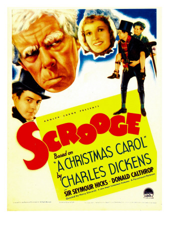 Scrooge (1935) - A Christmas Classic! - download or stream