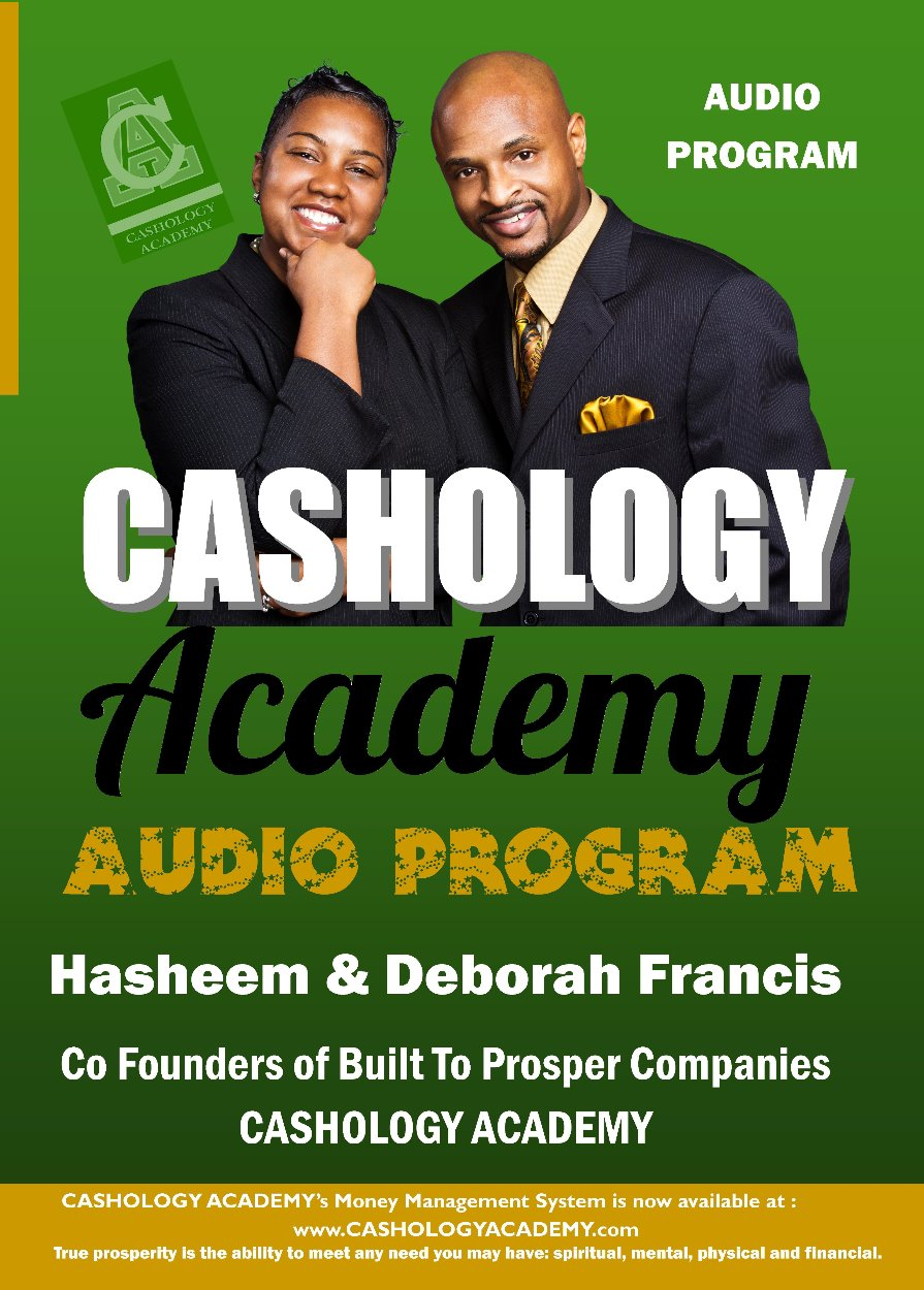 Cashology Academy 1.0 (Audio Program)