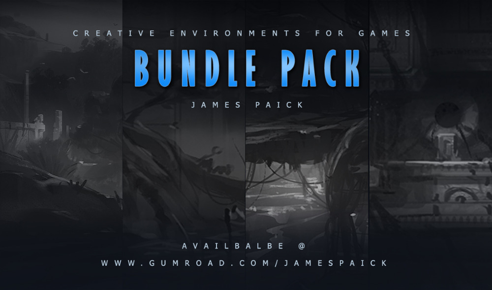 Creative Environments for Games - Bundle Pack!