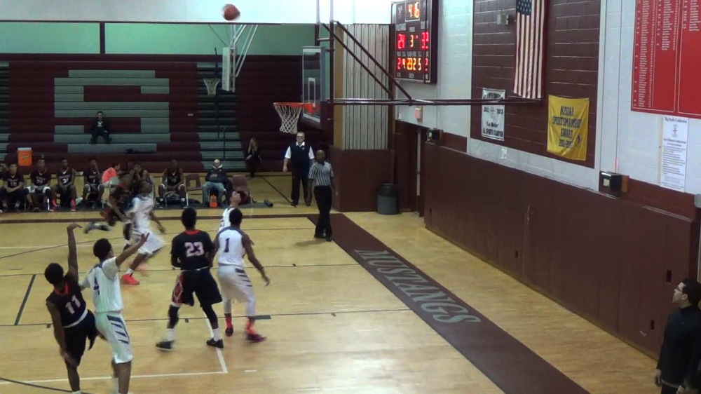 Kennedy vs. Clifton boys' basketball video highlights