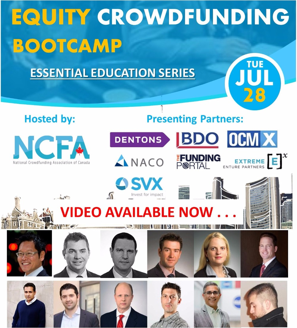 Equity Crowdfunding Bootcamp: VIDEO BUNDLE