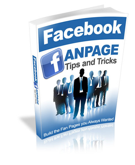 Facebook Fanpage Tips And Tricks
