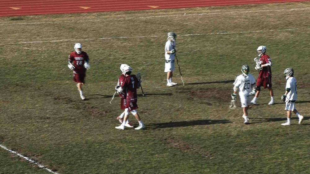 Morristown-Beard vs. Kinnelon boys' lacrosse video highlights