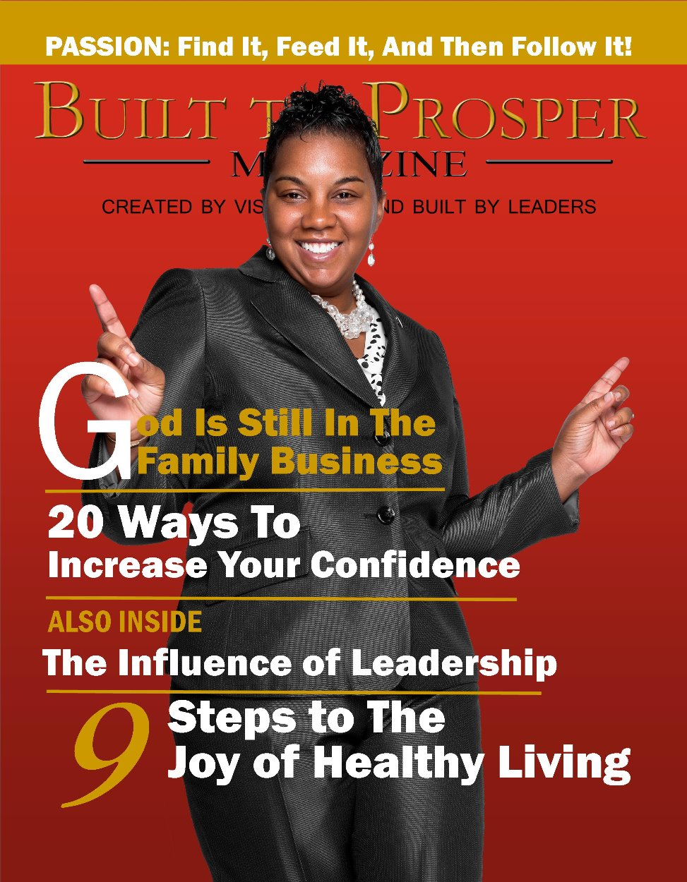 Built To Prosper Magazine Issue II (Digital Version)