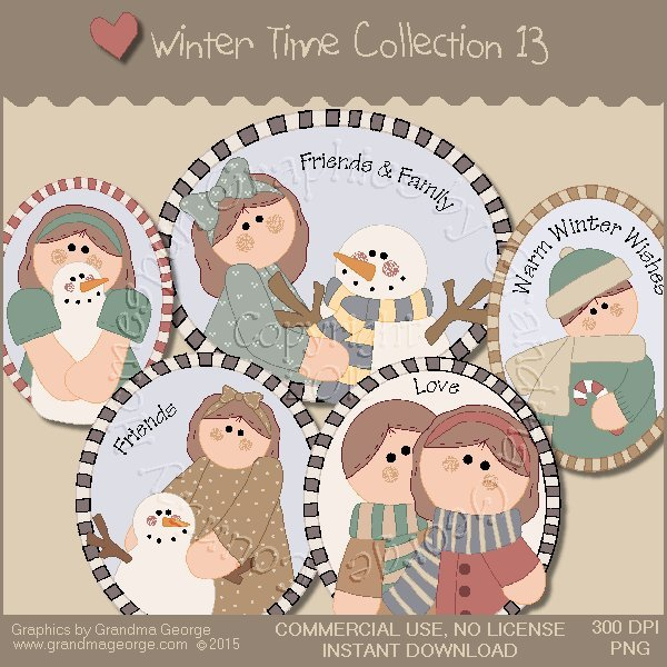 Winter Time Collection Vol. 13