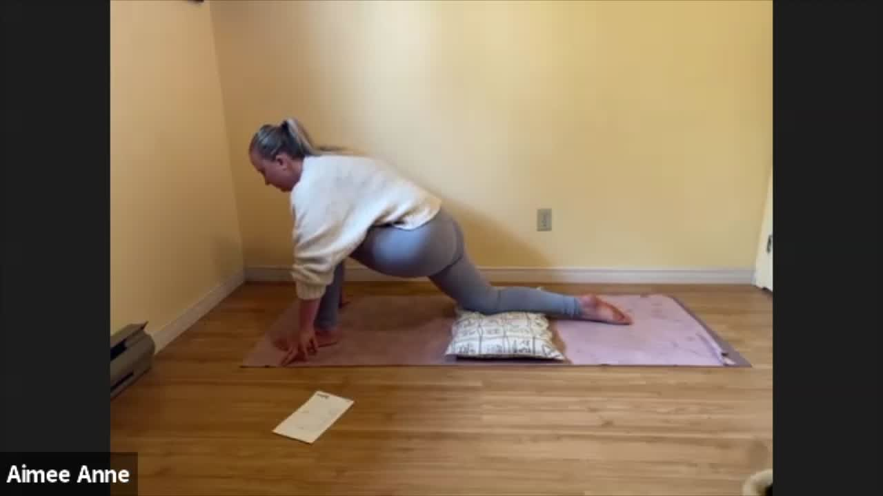 Hips, Hips, Hips Yin Yoga September 15, 2020