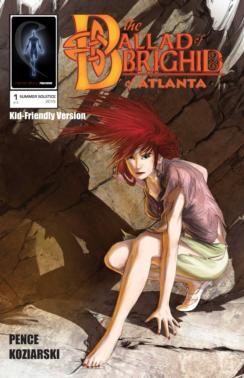 The Ballad of Brighid of Atlanta - Chapter 1 (Kid-Friendly Version)