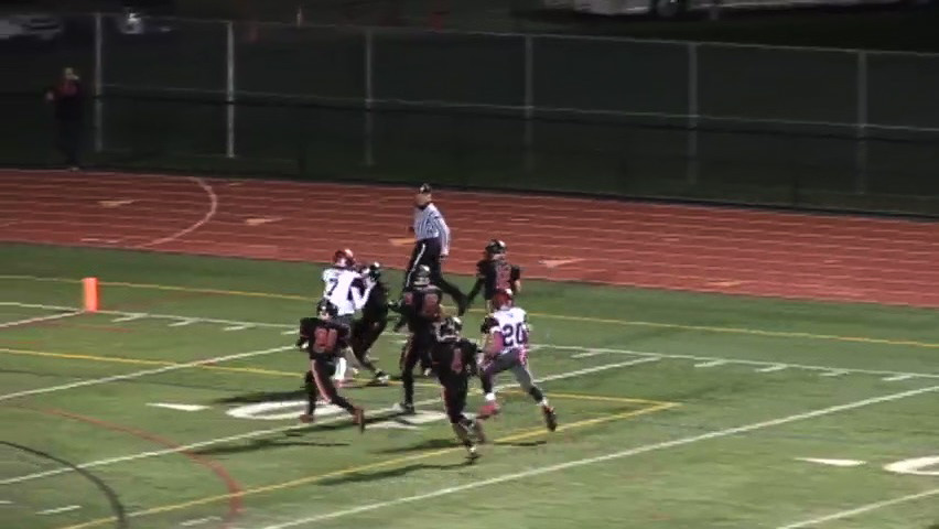 Boonton vs. Morristown-Beard football video highlights
