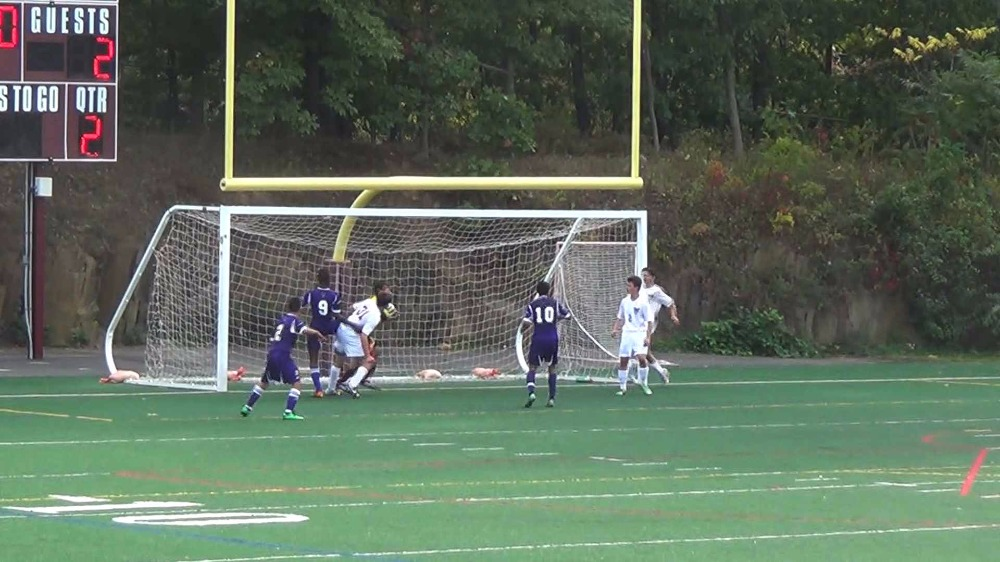 Verona vs. Newark Tech boys' soccer video highlights