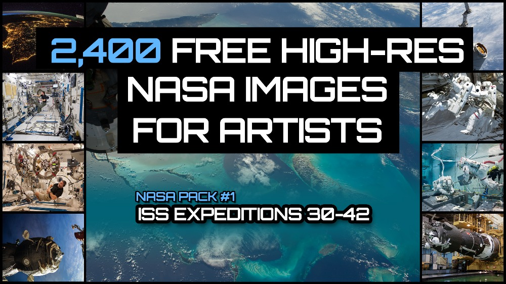 NASA PACK 1: Expeditions 30-42