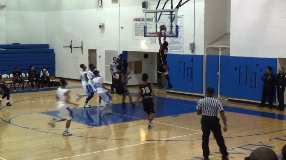 Kennedy vs. Passaic Tech boys' basketball video highlights