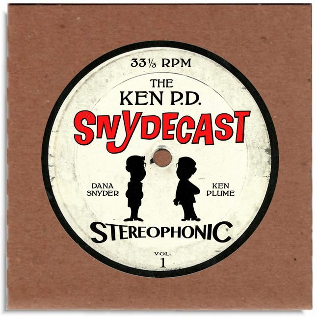 Ken P. D. Snydecast Vol. 1 digital download