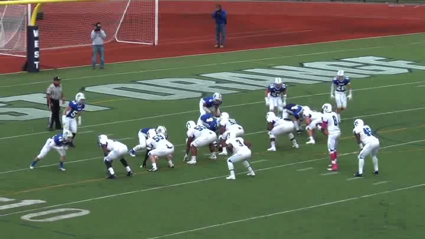 Montclair vs. Seton Hall Prep football highlights