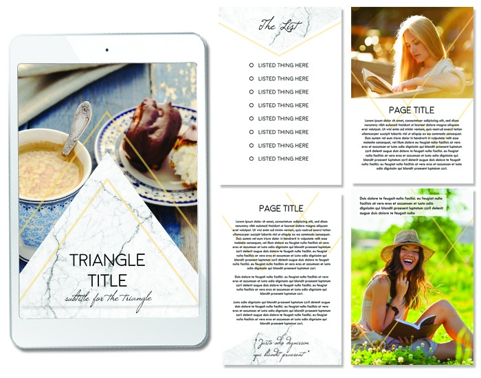 NEW eBook Template - Doutzen