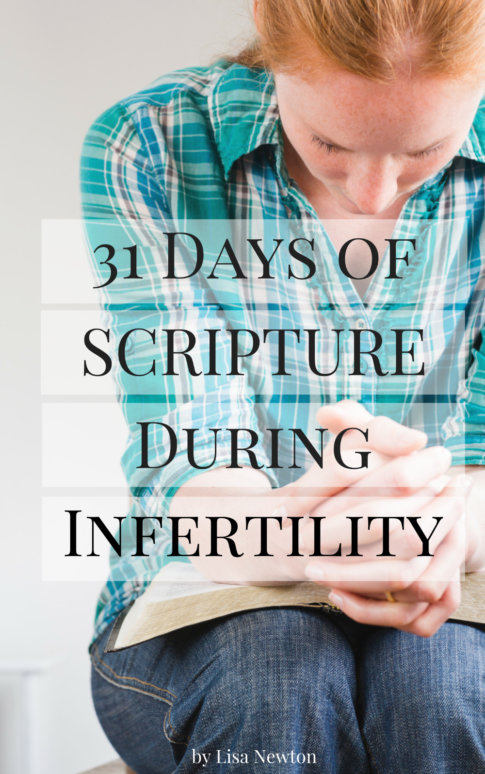 31 Days of Scripture During Infertility eBook