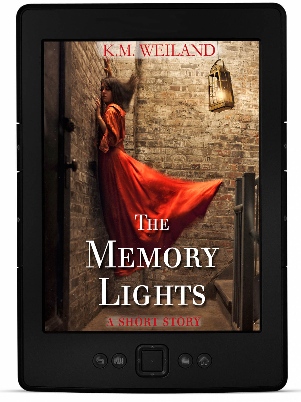 The Memory Lights (A Short Story) E-Book