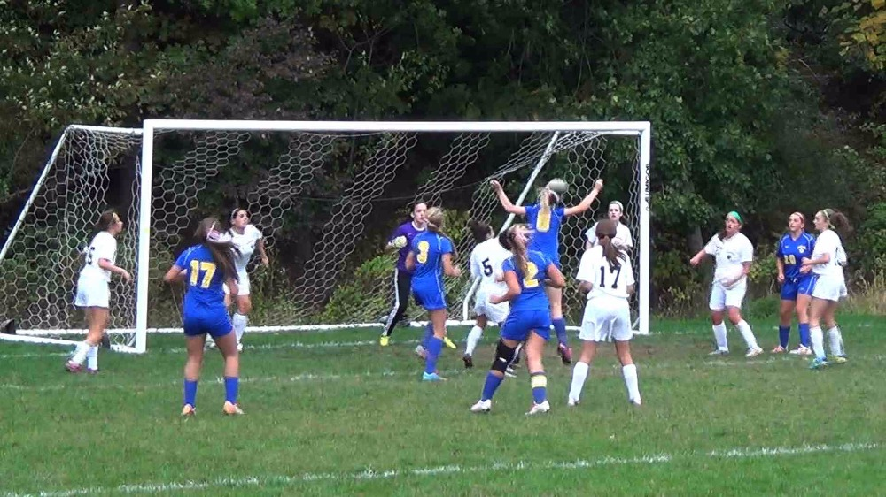 Butler vs. Cedar Grove girls' soccer video highlights