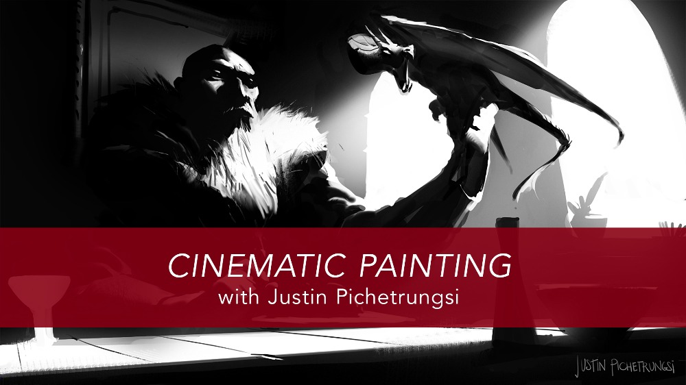 Cinematic Painting: Basics