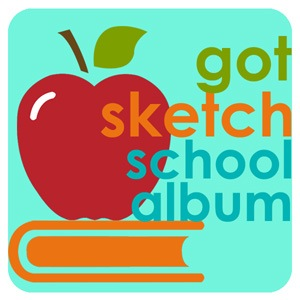 Got Sketch Ultimate School Album