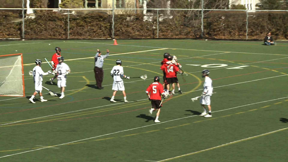 Glen Ridge vs. Montclair Kimberley boys' lacrosse video highlights