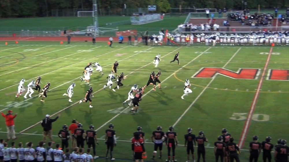 Wayne Valley vs. Northern Highlands football video highlights