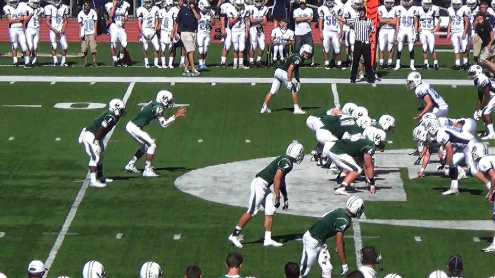 Delbarton vs. West Morris football video highlights