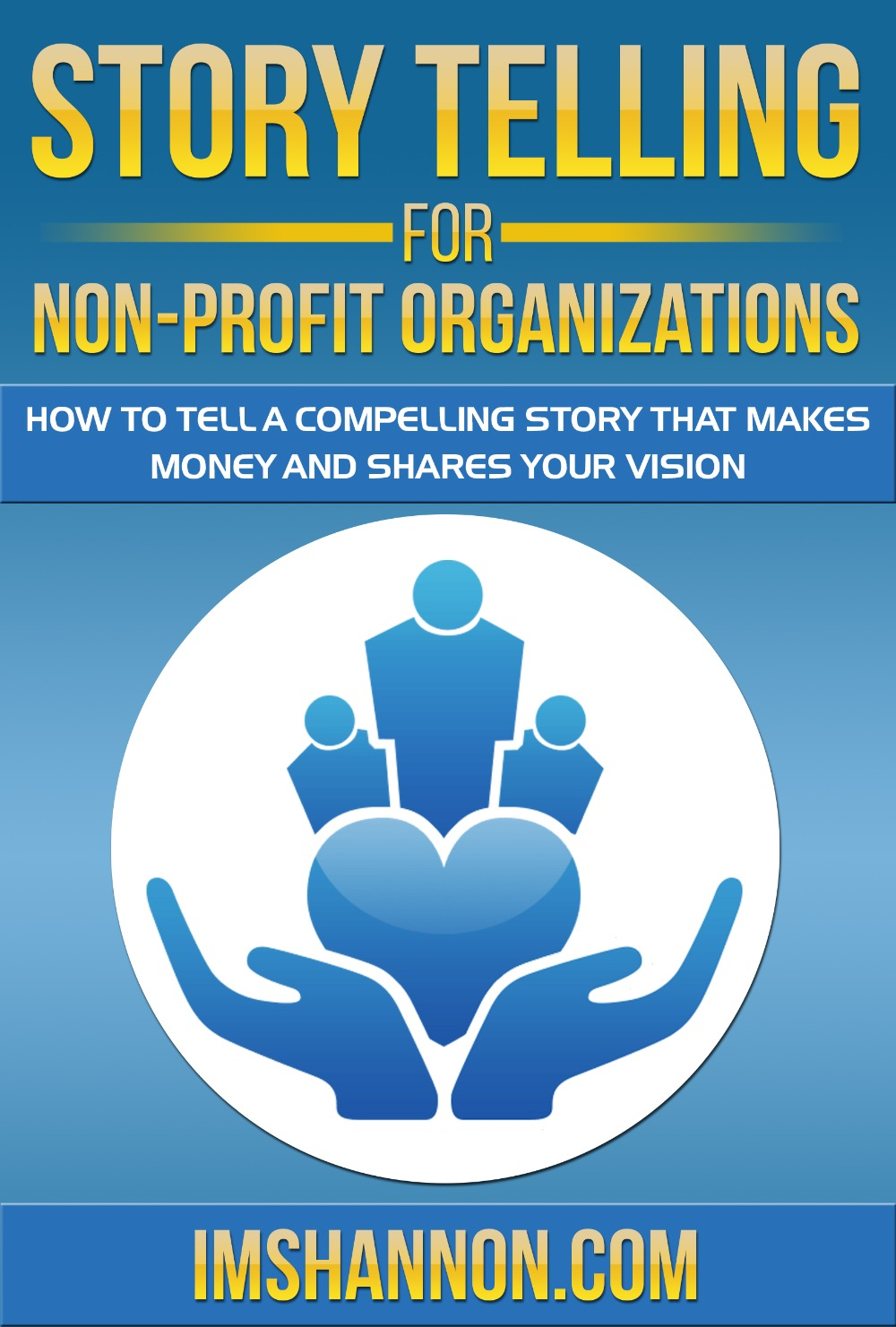 E-Book: Storytelling for non-profit organizations